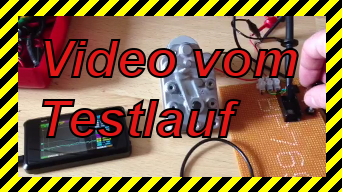 Reglertestlaufvideo